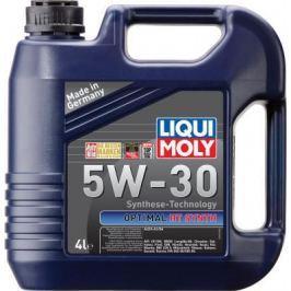 НС-синтетическое моторное масло LiquiMoly Optimal HT Synth 5W30 4 л 39001