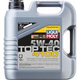 НС-синтетическое моторное масло LiquiMoly Top Tec 4100 5W40 4 л 7547