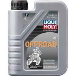 Полусинтетическое моторное масло LiquiMoly Motorbike 2T Offroad 1 л 3065