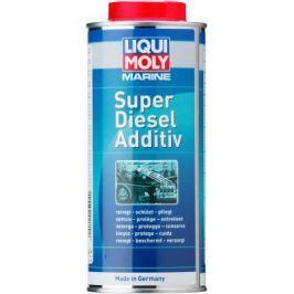 Присадка для дизельных систем водной техники LiquiMoly Marine Super Diesel Additive 25007