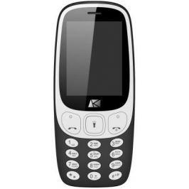 Телефон ARK Benefit U243 черный