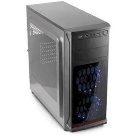 Корпус ATX 3Cott G08 Без БП чёрный