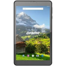 "Планшет Digma Plane 8555M 4G 8"" 16Gb Black Wi-Fi 3G Bluetooth LTE Android PS8168ML"