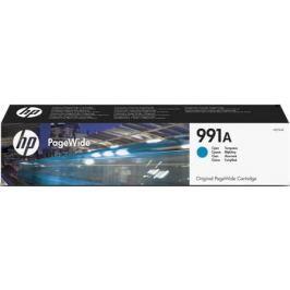 Картридж HP № 991A M0J74AE для HP PageWide Pro 755 772 777 голубой