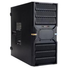 Корпус INWIN EC036BL USB 3.0 (Midi Tower, ATX, без БП, 2xUSB 3.0+Audio+MIC, черный) <6120651>