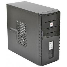 Корпус INWIN ENR030BL USB3.0 (Mini Tower, mATX, без БП, USB+Audio, черно-серебристый) <6120740>