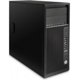 Системный блок HP Z240 E3-1230v6 3.5GHz 8Gb 1Tb Quadro P400-2Gb DVD-RW Win10Pro черный 2WU32EA