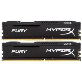 Оперативная память 16Gb (2x8Gb) PC4-23400 2933MHz DDR4 DIMM CL17 Kingston HX429C17FB2K2/16