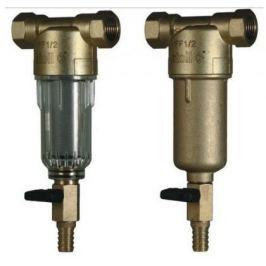 Набор из двух сетчатых фильтров atoll AFF-1/2CM (прозр. пластик + латунь) (аналог FF06-1/2AA + FF06-