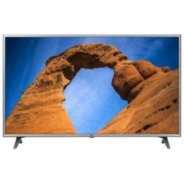 Телевизор LG 43LK6100PLA серый черный