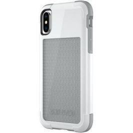 Накладка Griffin Survivor Fit для iPhone X белый серый TA43980