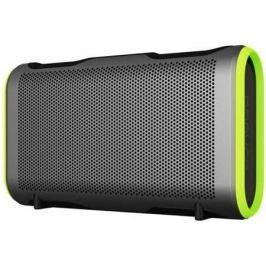 Портативная акустика Braven Stryde XL серебристый зеленый BTETSG