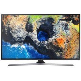 Телевизор Samsung UE-50MU6100UX черный