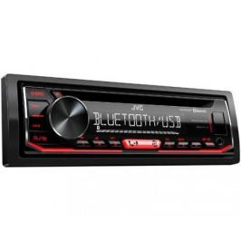 Автомагнитола JVC KD-R794BT USB MP3 CD FM RDS 1DIN 4x50Вт черный