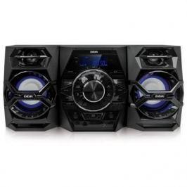 Минисистема BBK AMS117BT 120Вт черный/синий