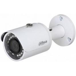 """Видеокамера Dahua DH-IPC-HFW1230SP-0280B-S2 CMOS 1/2.7"""" 2.8 мм 1920 x 1080 H.265+ Н.265 H.264 H.264+ MJPEG RJ-45 LAN PoE белый"""