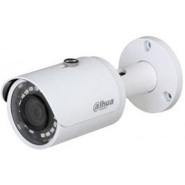 "Видеокамера Dahua DH-IPC-HFW1420SP-0280B CMOS 1/3"" 2.8 мм 2688 x 1520 H.264+ H.264 RJ-45 LAN PoE белый"
