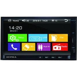 Автомагнитола Supra STM-71 USB MP3 FM 2DIN 4x45Вт черный