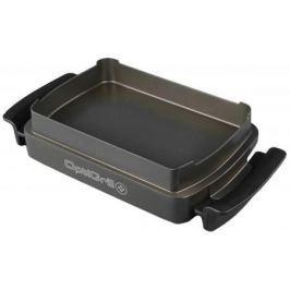 Насадка для электрогриля Tefal Optigrill XA722870 чёрный