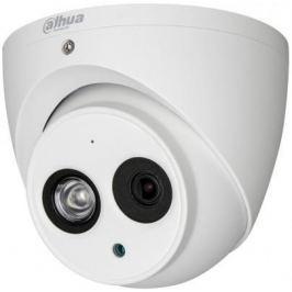 """Видеокамера Dahua DH-HAC-HDW1100EMP-A-0360B-S3 CMOS 1/3"""" 3.6 мм 1280 x 720 RJ-45 LAN белый"""