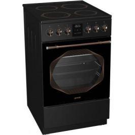 Электрическая плита Gorenje EC53INB черный