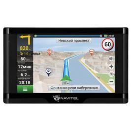 "Навигатор Navitel E500 Magnetic 5"" 800x480 8GB 128MB microSD серый"