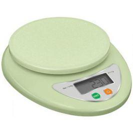 Весы кухонные HOME ELEMENT HE-SC931 зелёный нефрит