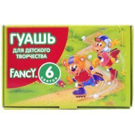 Гуашь Action! FANCY 6 цветов FGP-6