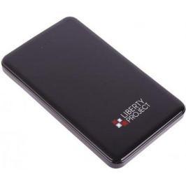 Внешний аккумулятор Power Bank 5000 мАч LP 0L-00002280 черный