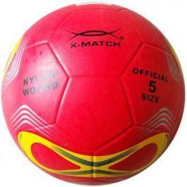 Мяч футбольный X-Match 56390 в ассортименте
