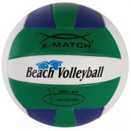 Мяч волейбольный X-Match 56298 21 см 56298