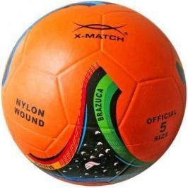 Мяч футбольный X-Match 56389 в ассортименте