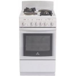 Комбинированная плита De Luxe 506022.04ГЭ белый