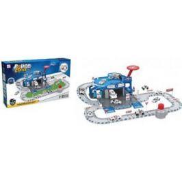 Игровой набор Наша Игрушка Полиция синий TH8561
