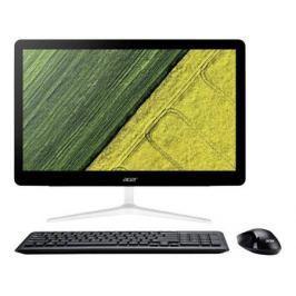 "Моноблок 23.8"" Acer Aspire Z24-880 1920 x 1080 Intel Core i5-7400T 8Gb 1Tb GeForce GT 940MX 2048 Мб Windows 10 Home серебристый DQ.B8TER.018"