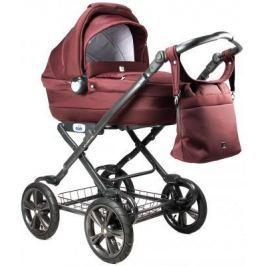 Коляска для новорожденного Cam Linea Sport (цвет 638/бордо)