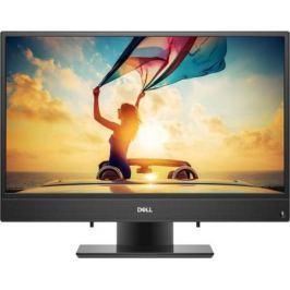 "Моноблок Dell Inspiron 3277 21.5"" Full HD i5 7200U (2.3)/4Gb/1Tb 5.4k/MX110 2Gb/DVDRW/Windows 10 Professional/GbitEth/WiFi/BT/Cam/черный 1920x1080"