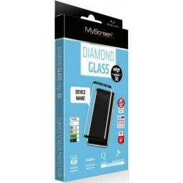 Защитное стекло прозрачная Lamel MyScreen 3D DIAMOND Glass EA Kit Black для iPhone 6 Plus iPhone 6S Plus 0.33 мм