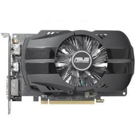 Видеокарта 4096Mb ASUS RX 550 PCI-E DVI HDMI DP PH-RX550-4G-M7 Retail