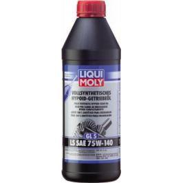 Cинтетическое трансмиссионное масло LiquiMoly Vollsynthetisches Hypoid-Getriebeoil LS 75W140 1 л 8038