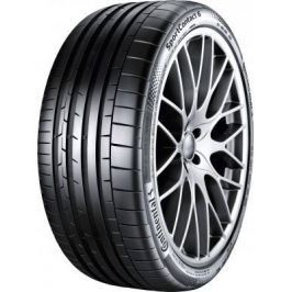 Шина Continental SportContact 6 FR 285/35 ZR22 106Y XL