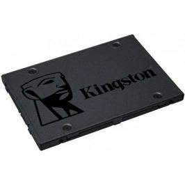 "Твердотельный накопитель SSD 2.5"" 960Gb Kingston SSDNow A400 Read 500Mb/s Write 450Mb/s SATAIII SA400S37/960G"