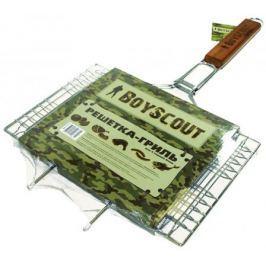 BOYSCOUT Решет-гр. для 6 порций блюд большая с антипригарным покрытием 62x40x30x25