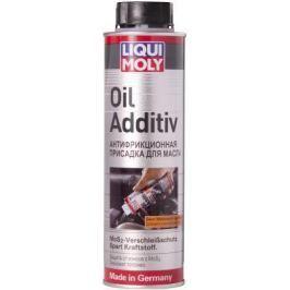 Присадка в моторное масло LiquiMoly Oil Additiv с дисульфидом молибдена (антифрикционная) 1998