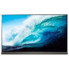 Телевизор LG OLED65G7V серебристый черный