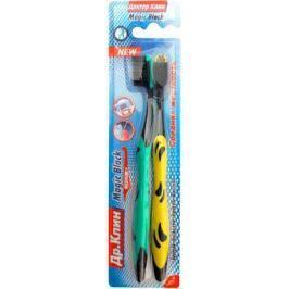 Набор зубных щёток DR. CLEAN Мэджик Блэк 303687