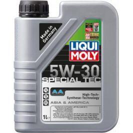 НС-синтетическое моторное масло LiquiMoly Special Tec AA 5W30 1 л 7515