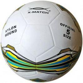 Мяч футбольный X-Match 56387 в ассортименте