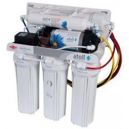 Система обратного осмоса atoll A-560Ep (Sailboat)/A-550p box STD 5 ступеней+ насос+бак