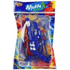 Бластер Наша Игрушка Бластер синий M7111